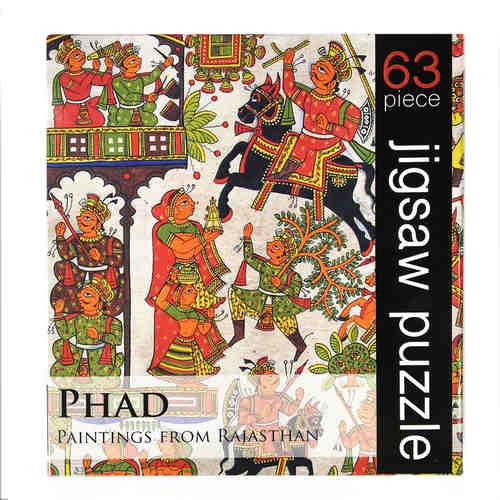 JIGSAW PUZZLE 63 PC - Phad