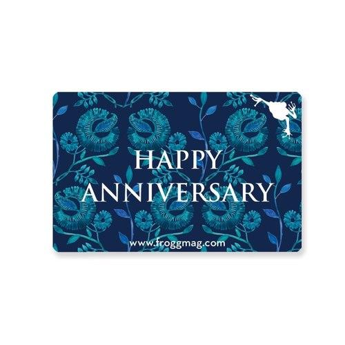 E Gift Voucher - Happy Anniversary