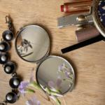 Pocket Compact Mirror - Kings Quarter Amer