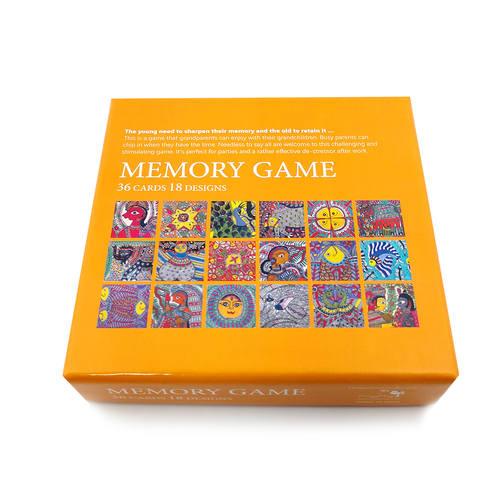MEMORY GAME - Madhubani