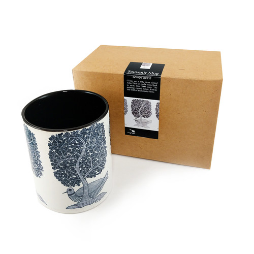 MUGS - Gond Trees
