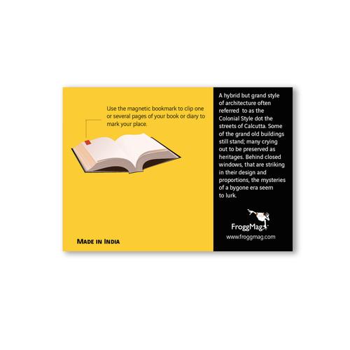 BOOK MARKS SET OF 2 - Windows Kolkata