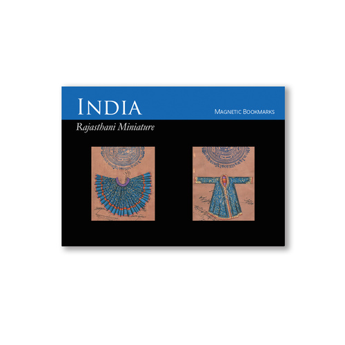 BOOK MARKS SET OF 2 - Rajput clothes