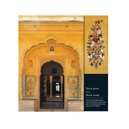 NOTE BOOKS WITH BOOKMARK - Nahargarh