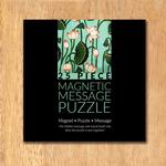 MAGNETIC MESSAGE PUZZLE - Pichwai