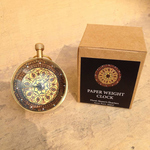 PAPERWEIGHT CLOCK - Queen's Quarters Amer Fort