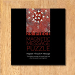 MAGNETIC MESSAGE PUZZLE - Warli