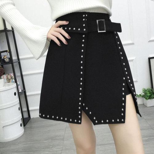 Beaded Hottest Selling Black Skirt