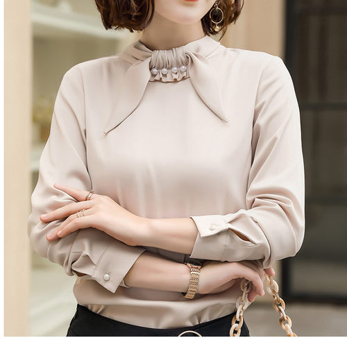 Beize Bow Knot Top