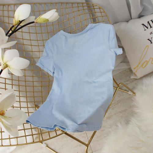 Sequin Bunny Cotton Tee