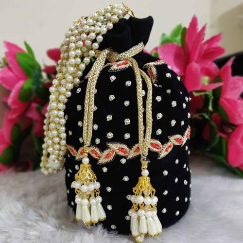 Designer Handwork Potli Bag