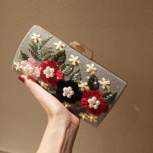 Floral Luxury Collection Of Clutch