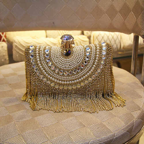 Luxury Collection Of Bride Clutch Bag