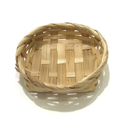Dollhouse Rattan Basket Square - Large