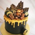 Caike Order - Heavy Chocolate Truffle 1 kg
