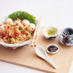 Miniature Food-Noodle Set