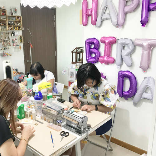 Birthday Event-Birthday activities-clay party
