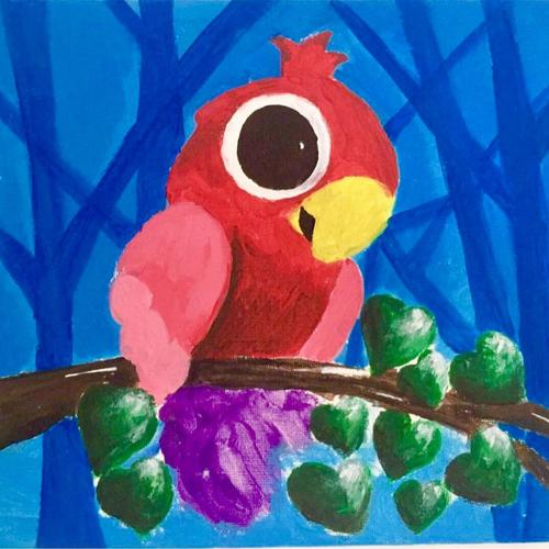 Canvas Craft KIt Art Jamming