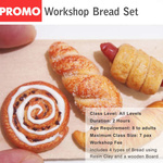 Miniature Food Workshop - Bread Set