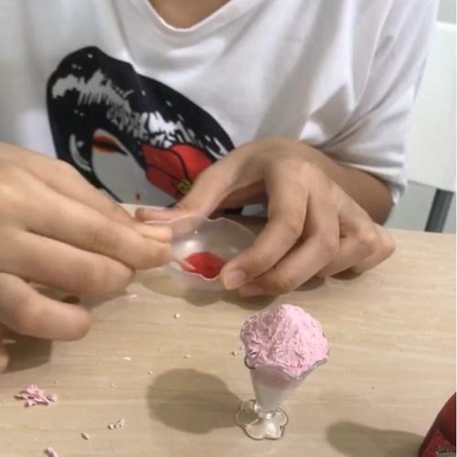 Miniature Food Workshop - parfait cups