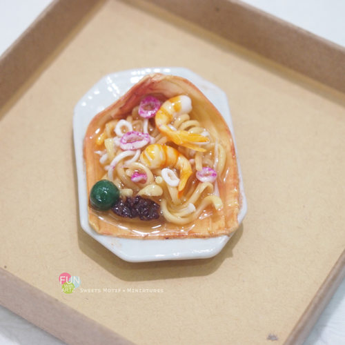 DEALS - Workshop - Miniature Hokkien Mee