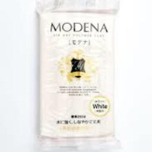 Modena White 250g Clay