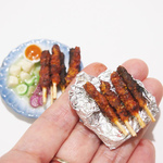 Miniature Satay Plate Workshop