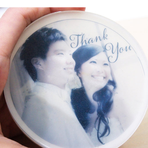 Personalised Wedding Favors- Coasters