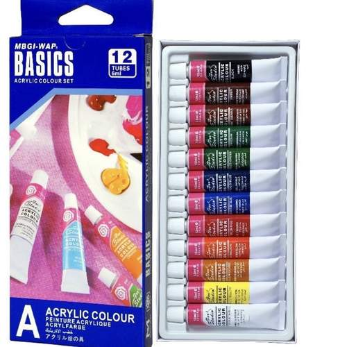 Acrylic Paint for miniature food craft