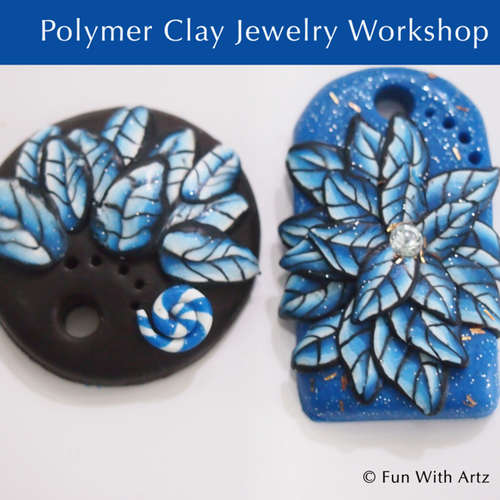 Polymer Clay Jewelry Workshop