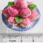 Miniature food- Peach Bun - Shoutao