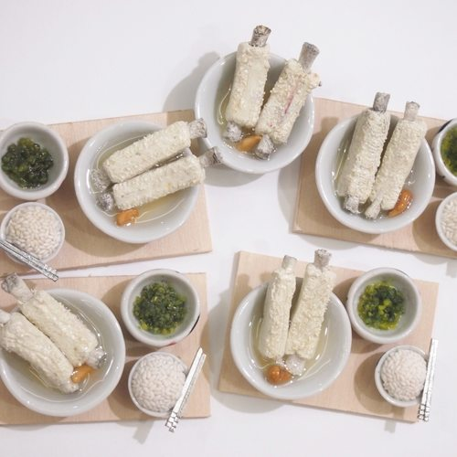 Workshop - Miniature Food Sculpting Clay Bakuteh Bowl