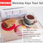 Workshop - Miniature Toast Set
