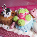 Workshop - Clay Craft Cupcake and Pie Charms