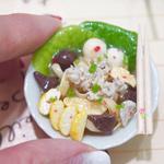 Workshop - Miniature Food Sculpting - Bakchormee