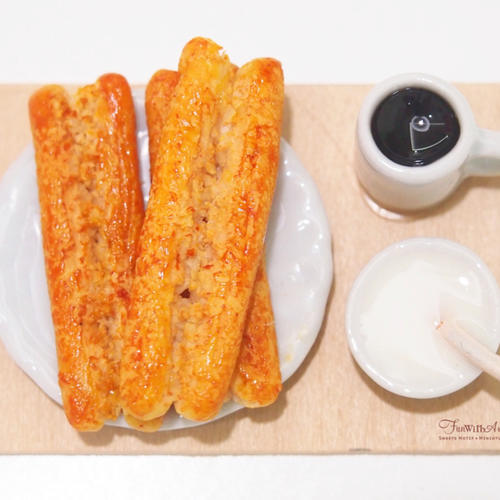 DEALS - Miniature Food Workshop - Youtiao /Dough Fritters