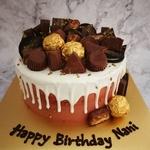 Cake Order - Chocolate Truffle 1 kg