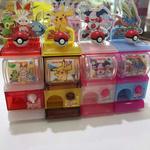 Toy - Miniature Pokemon Original Gashapon Machine