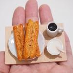 Workshop - Miniature Food Sculpting You Tiao Set / Dough Fritter set
