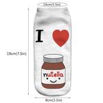 Nutella Free Size Socks
