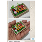 online classes-miniature food craft