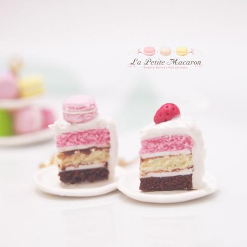 Workshop- Miniature Cake Earrings