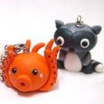 Workshops - Clay animal charms