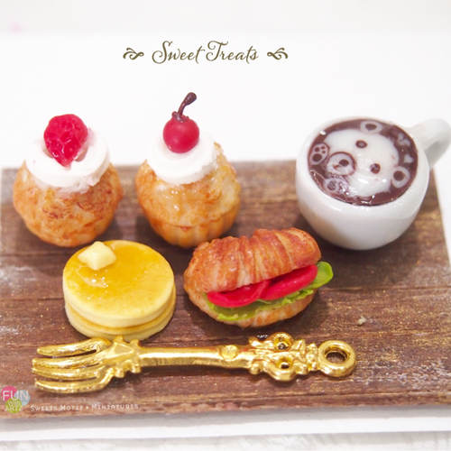 Workshop - Sweet Treats Set