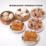 Workshop - Clay Tim Sum Set 3