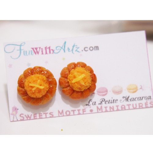 Pineapple Tarts Earrings