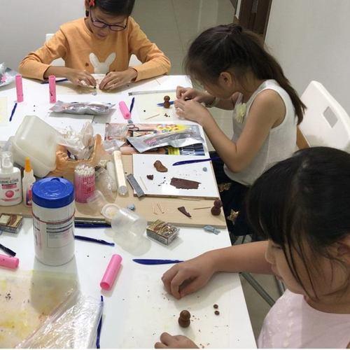 Childrens Birthday Event-childrens Art Activity