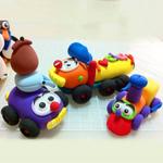 Workshop Package - Clay  Vehicles