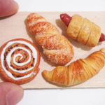 Miniature Food Bread Workshop
