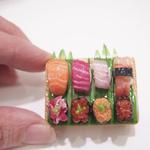 Workshop - Miniature Food Sculpting Nigirizushi Nigiri Sushi
